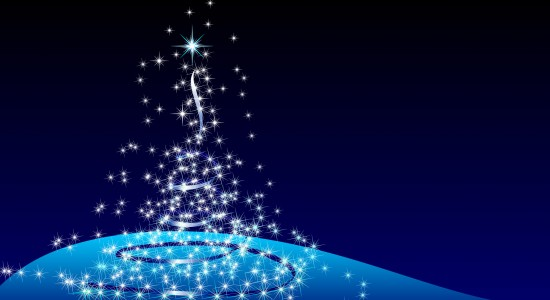 Sparkly Christmas Wallpaper
