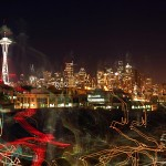Seattle Space Needle Wallpaper