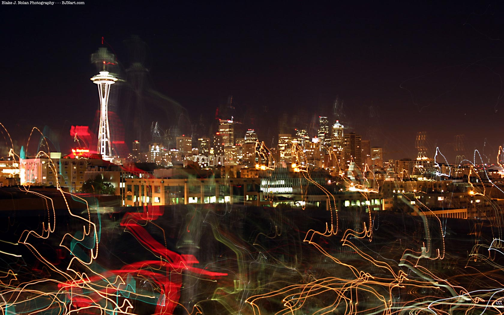 Seattle Space Needle Wallpaper Hd Wallpapers