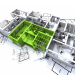3D Architecture HD Wallpaper