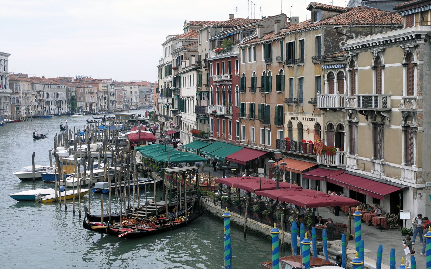 Beautiful Venice HD Wallpaper