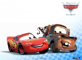 Cars Dsiney Pixar HD Wallpaper