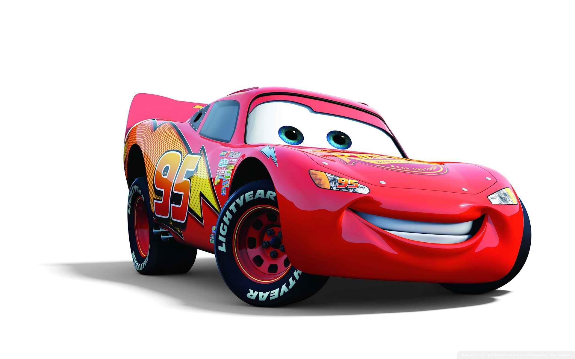 Disney HD Lightning McQueen Wallpaper