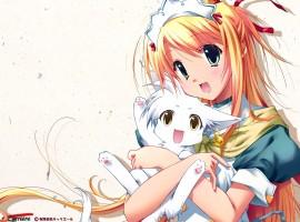 HD Anime Background