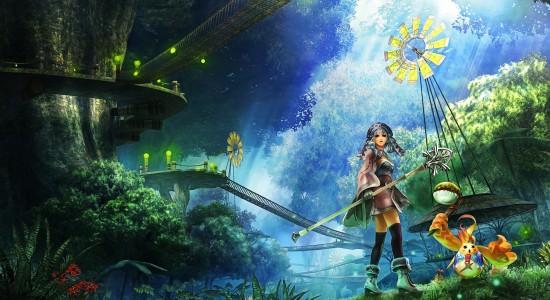 HD Xenoblade Chronicles Wallpaper