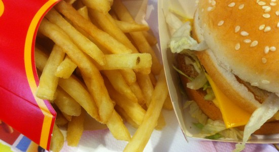 Mouthwatering McDonalds in HD Wallpaper