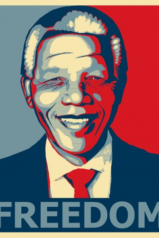 Nelson Mandela Hd Poster Background Hd Wallpapers