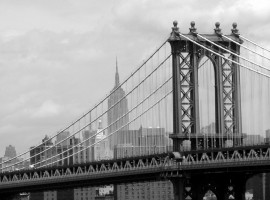 New York Bridge in Stunning HD Wallpaper