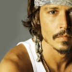 Photogenic HD Johnny Depp Wallpaper
