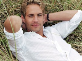 Relaxed Paul Walker HD Wallpaper