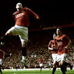 Wayne Rooney Manchester United HD Wallpaper