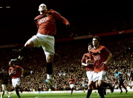 Wayne Rooney Manchester United HD Wallpaper