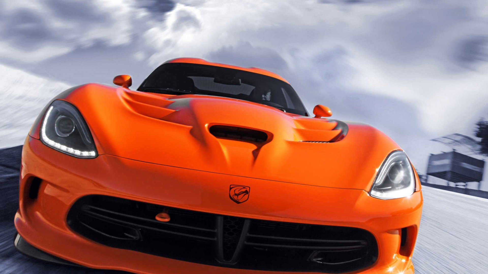Car Wallpapers Backgrounds Hd: 2014 SRT Viper TA Car Wallpaper
