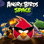 Angry Birds Space HD Wallpaper