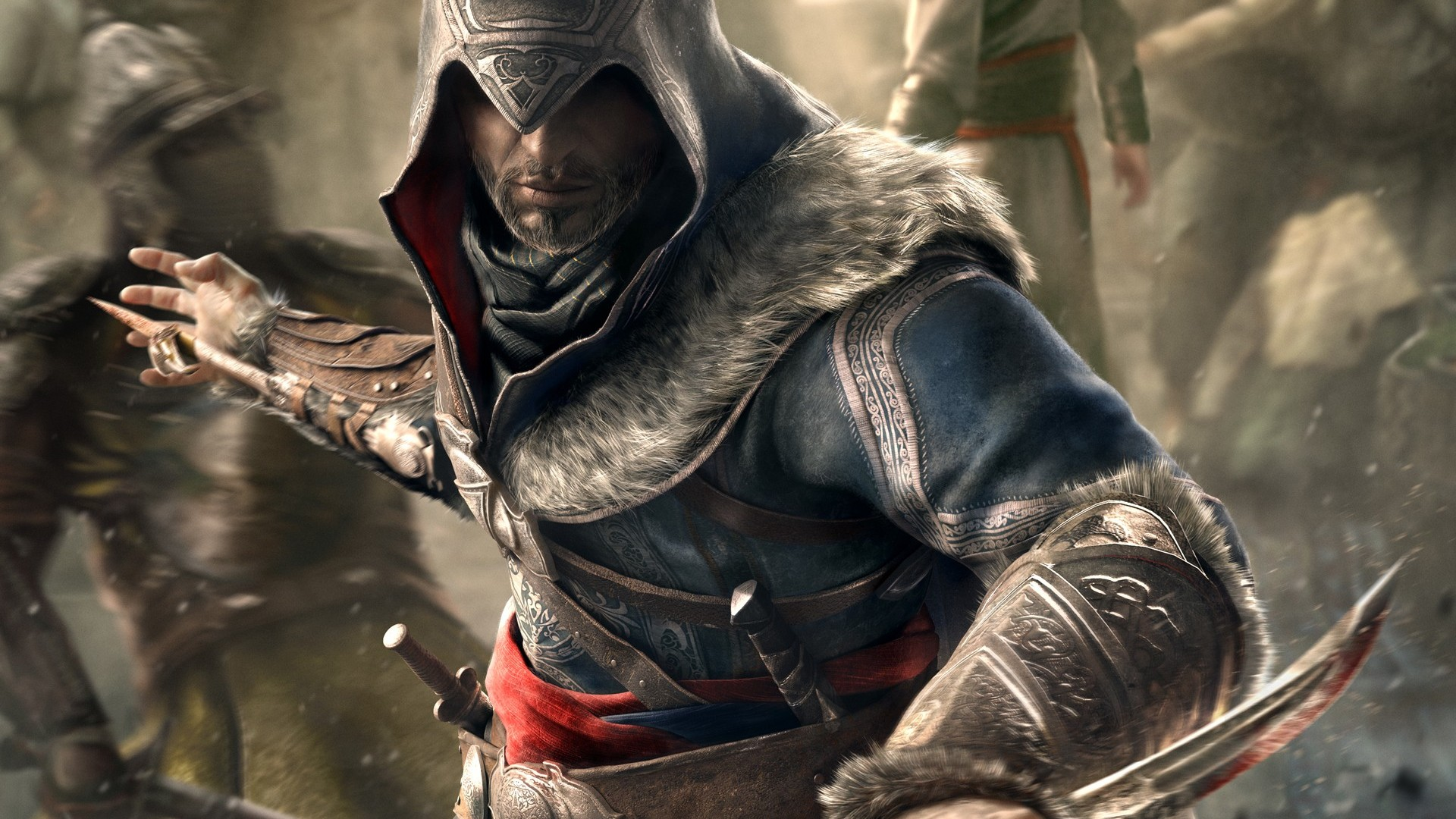 Assassin S Creed Hd Wallpaper Hd Wallpapers