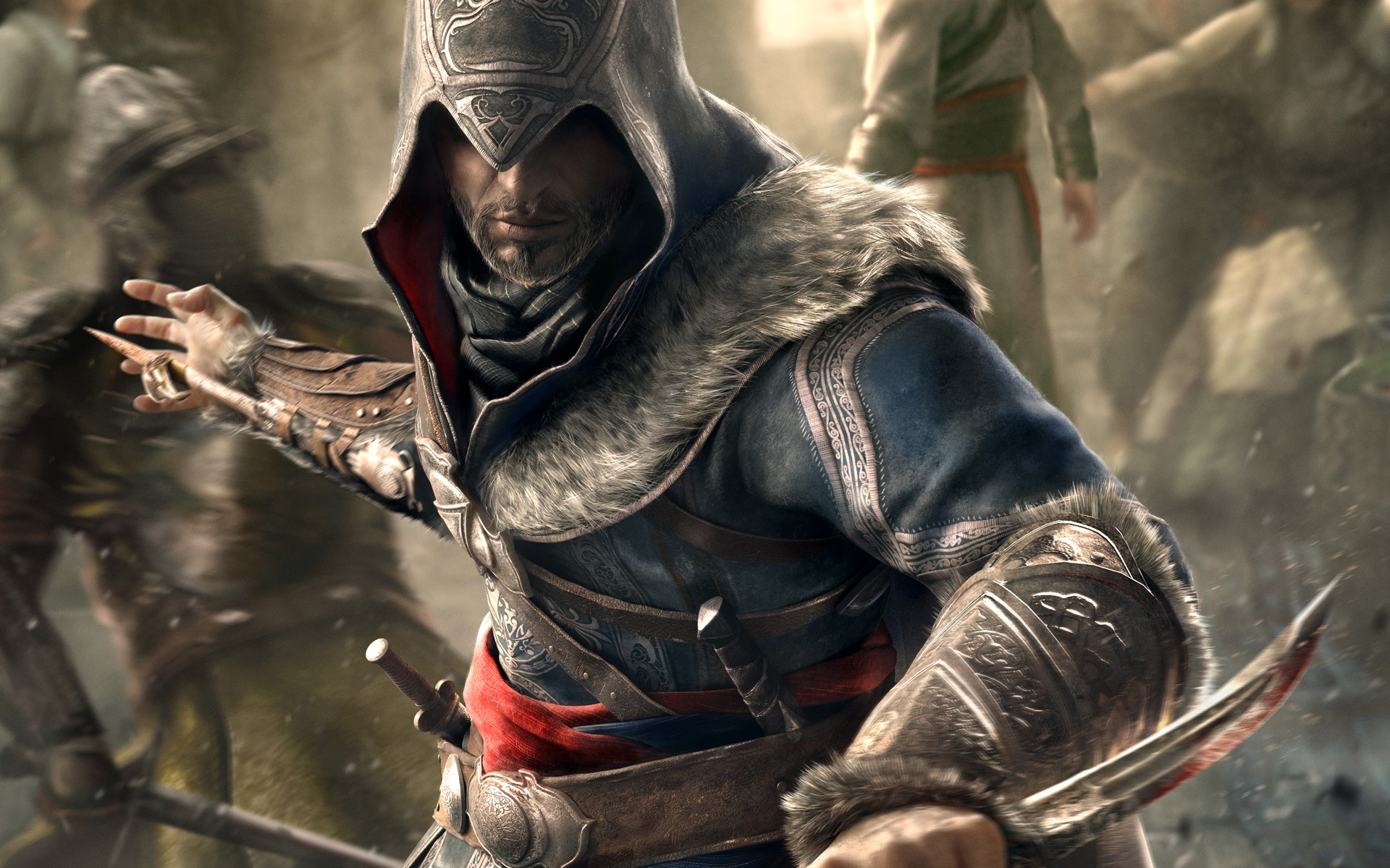 Assassin's Creed HD Wallpaper