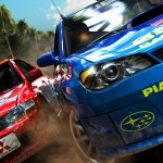 CGI Subaru and Mitsubishi Rally