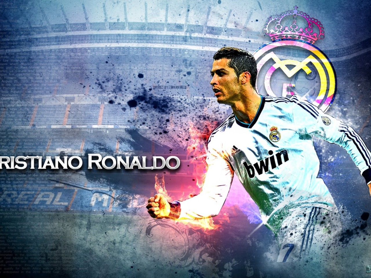 Cristiano Ronaldo Hd Wallpaper Hd Wallpapers