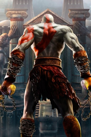 God Of War 4 Wallpaper Hd Free Download Vinnyoleo Vegetalinfo