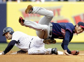Great Sporting Baseball Moment
