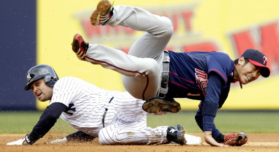 Great Sporting Baseball Moment