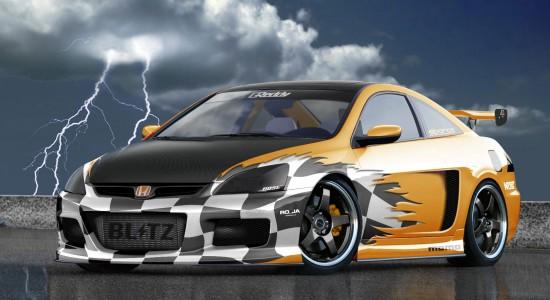Honda Blitz in Stunning HD