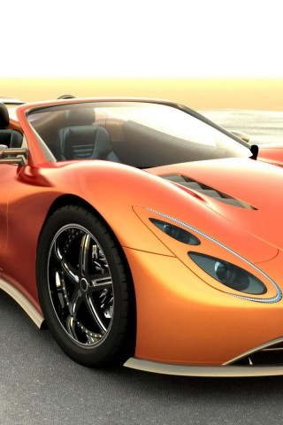 Sleek And Sexy Hd Sports Car Hd Wallpapers