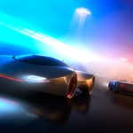 Super Modern CGI Cars Wallpaper