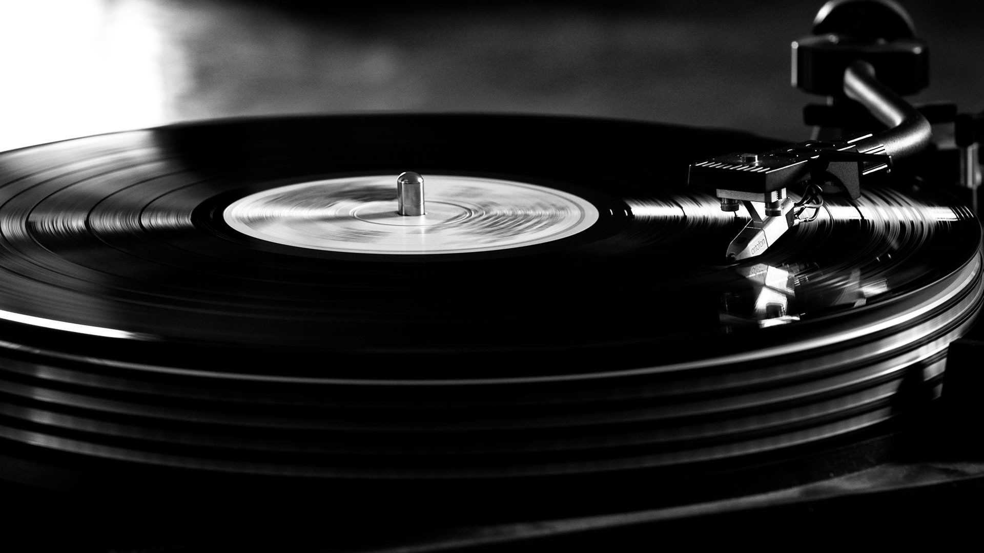 Vintage Vinyl Record Player Wallpaper - HD Wallpapers