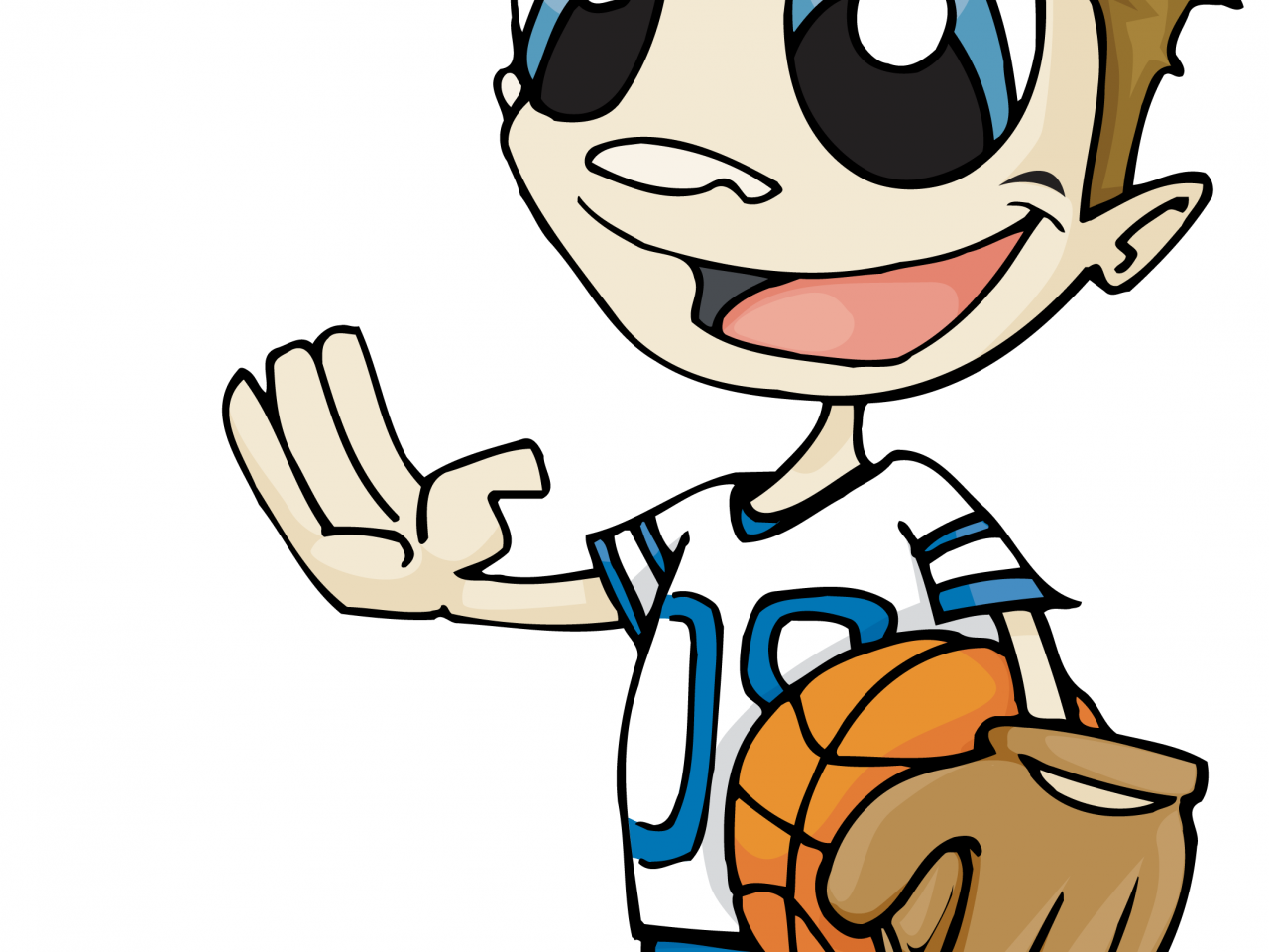 Cartoon Sports Guy Hd Wallpapers