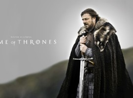 Eddard 'Ned' Stark Game of Thrones High Res Desktop Background