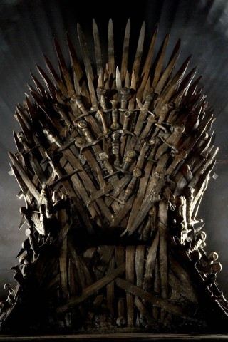 Game Of Thrones Iron Throne Wallpaper Hd Wallpapers
