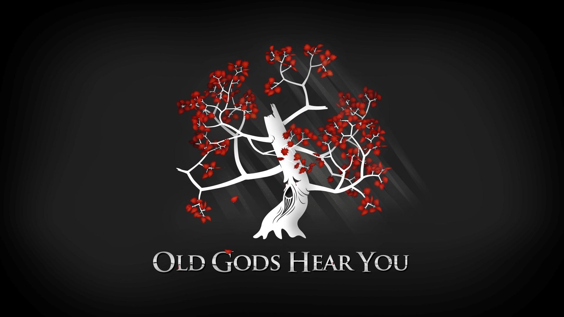 Game of Thrones Old Gods Hear You Desktop Wallpaper