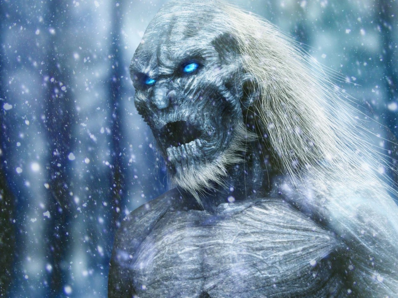 Resolution Of Hd Iphone Wallpaper: Game Of Thrones White Walkers Wallpaper