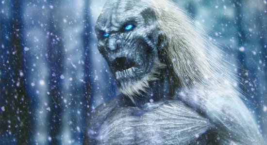 Game of Thrones White Walkers Wallpaper