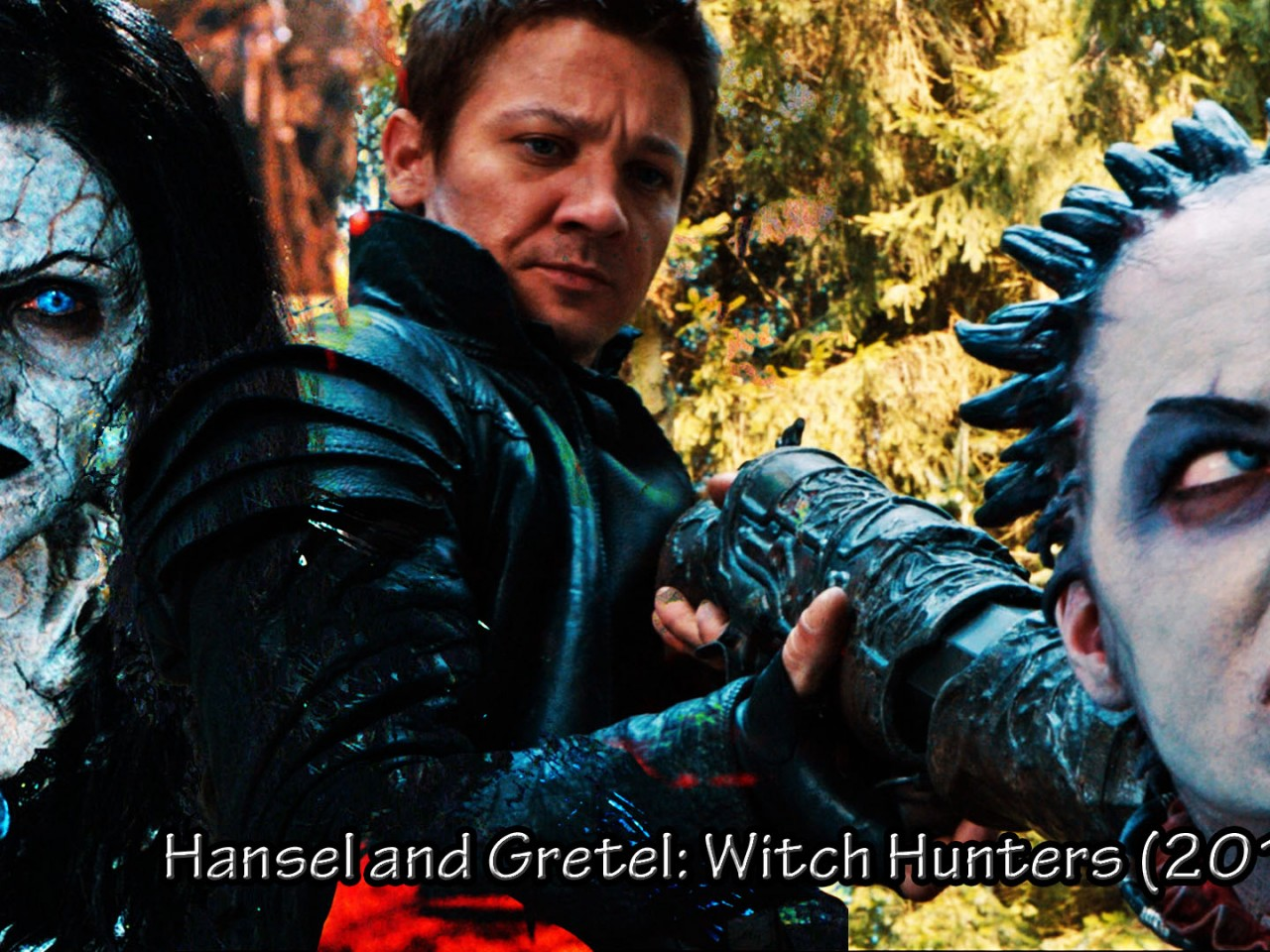 hansel & gretel witch hunters 2013 - hd wallpapers