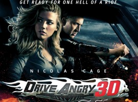 Nicolas Cage Drive Angry 3D Wallpaper