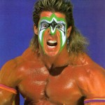The Ultimate Warrior Tribute Desktop Background