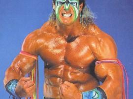 WWE Legend The Ultimate Warrior Wallpaper