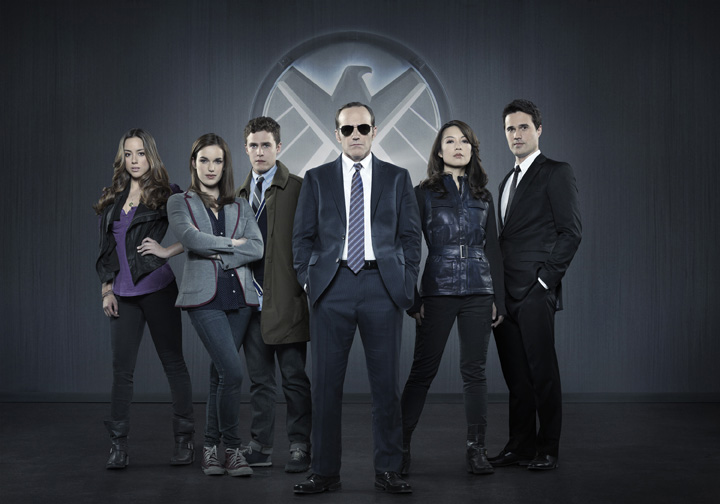 Agents of Shield Promo Wallpaper