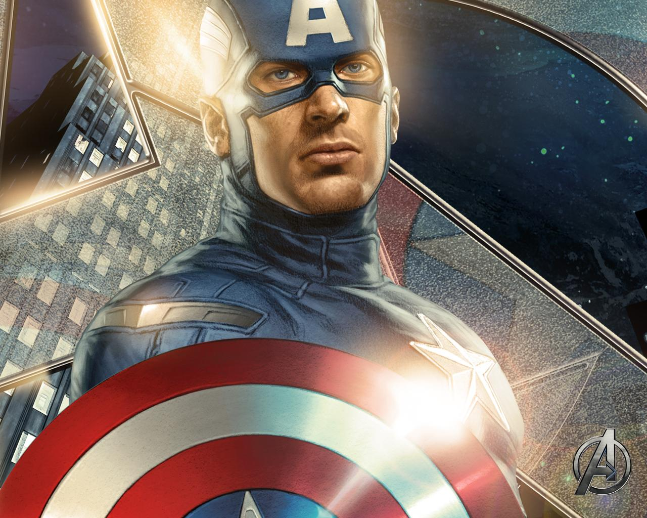 Captain america avengers hd wallpaper hd wallpapers - Fondos de pantalla 3d avengers ...
