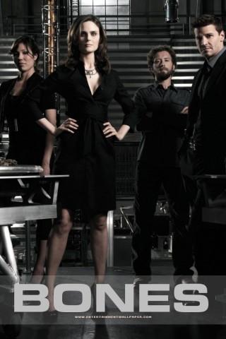 Cast Of Bones HD Wallpaper IPhone