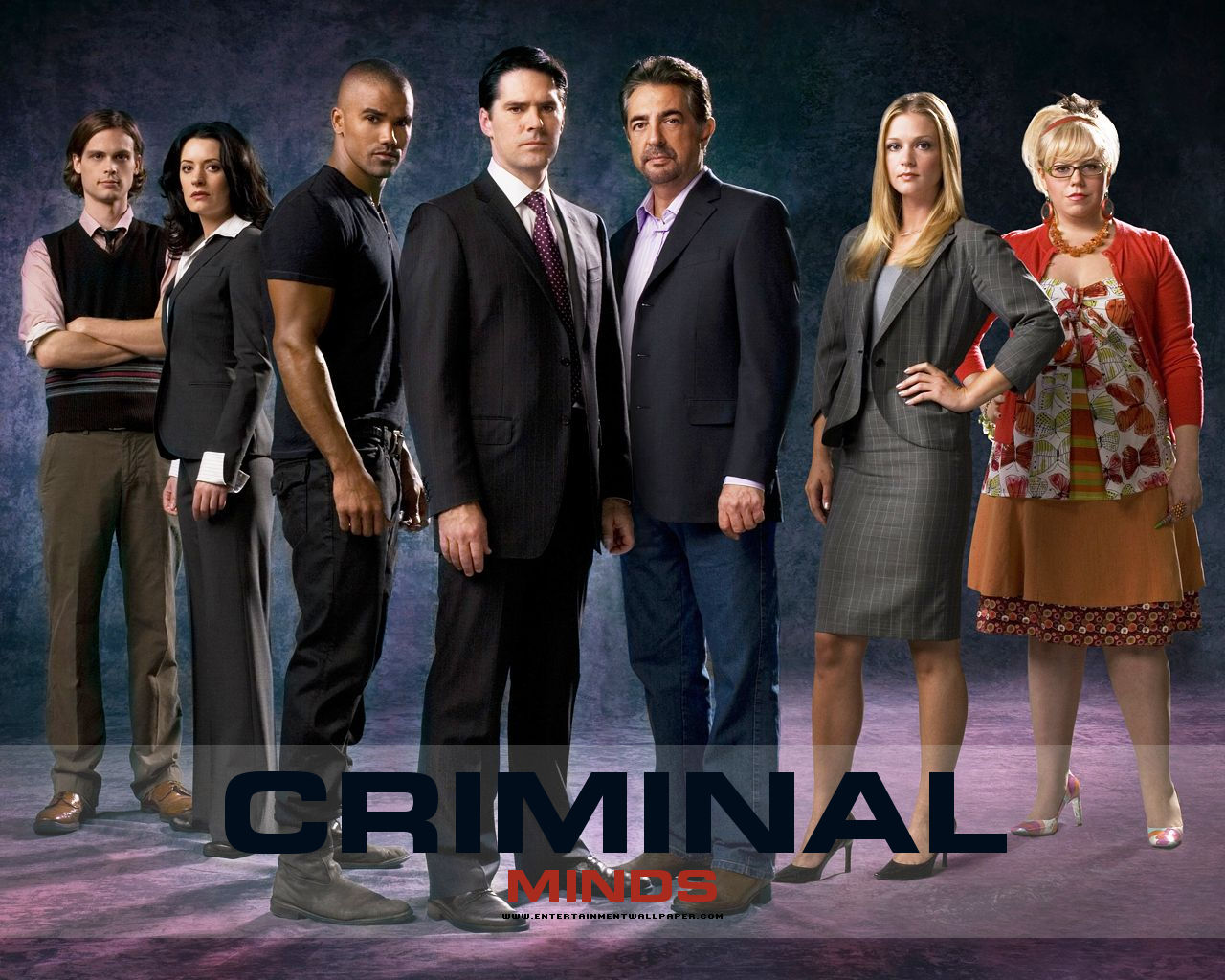 Criminal Minds HD Desktop Wallpaper