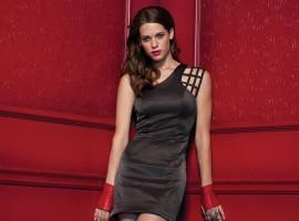 Sexy Lyndsy Fonseca Nikita Wallpaper