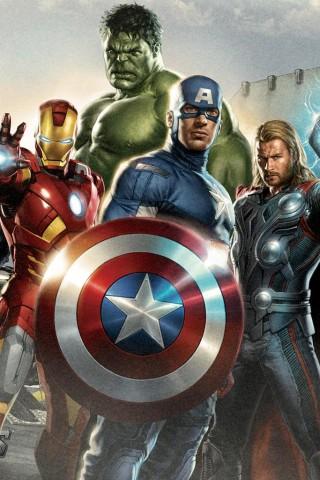 the avengers hd wallpaper hd wallpapers