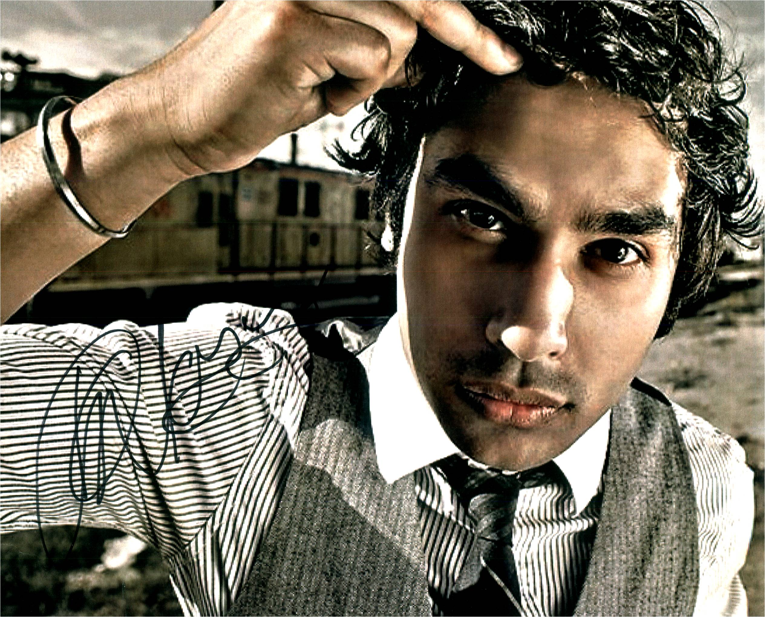 The Big Bang Theory Kunal Nayyar