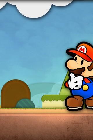 Cartoon Mario Hd Wallpapers
