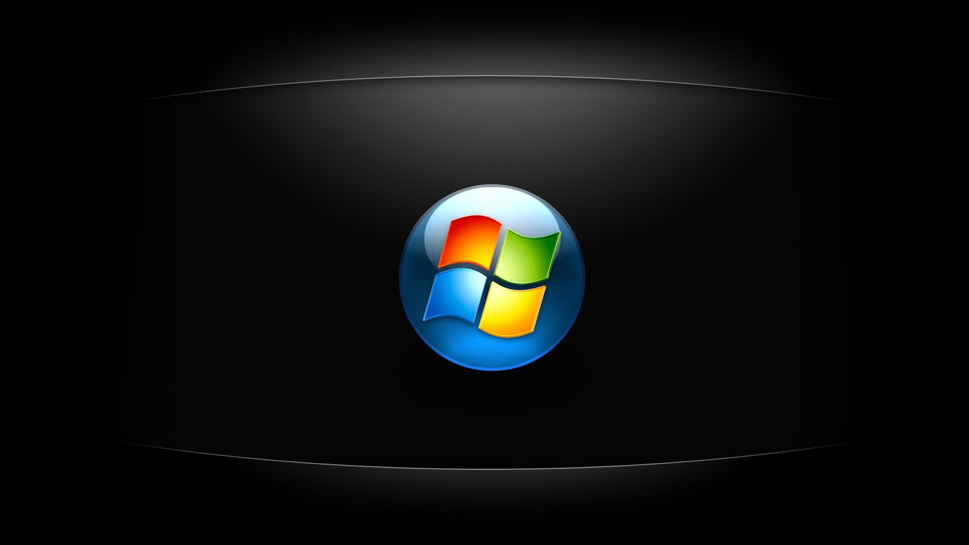 Dark Windows 7 Hd Wallpaper High Definition High Resolution Hd Wallpapers