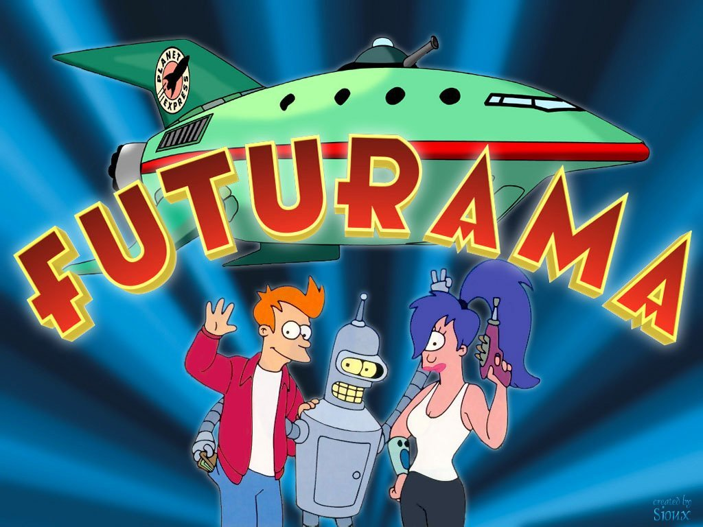 Futurama Wallpapers