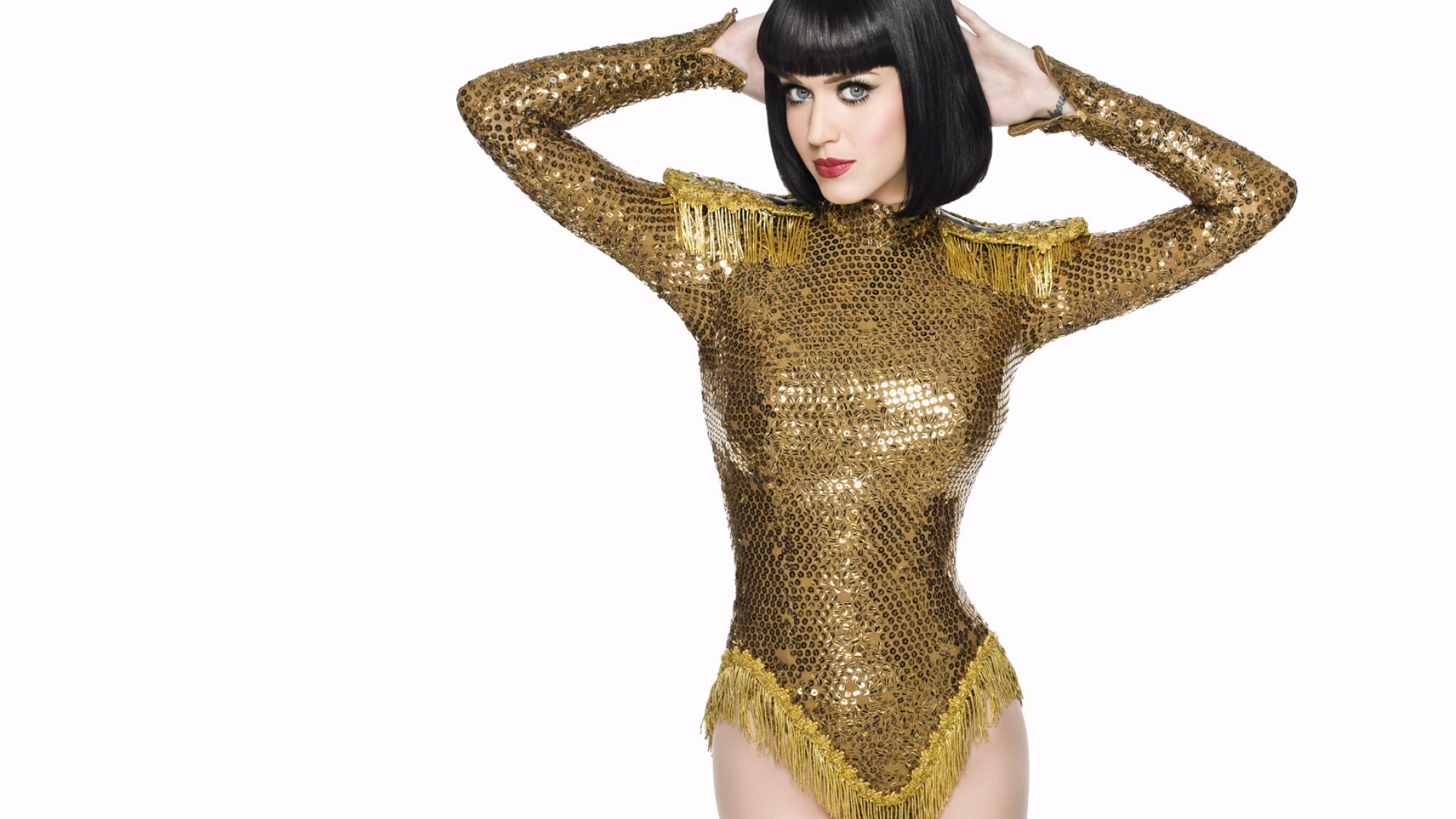 Katy Perry glittery wallpaper